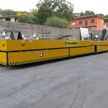 ITALCARRELLI Self-propelled modular transporters for heavy loads